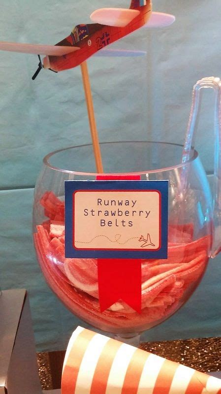 Sweet P Dishes On Runway Exit by 16 Best Airplane Dessert Table Images On