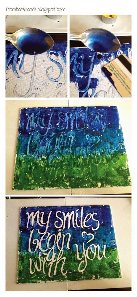 diy crayon crafts diy quote posters canvas and melted crayons diy smart ideas melted crayons