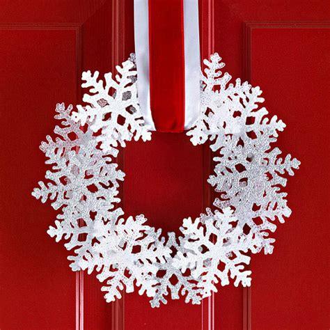 deko selber basteln wohnung weihnachtliche dekoration f 252 r einen festlichen hauseingang