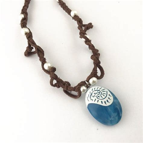 moana boat necklace moana inspired necklace in 2018 cosplay pinterest