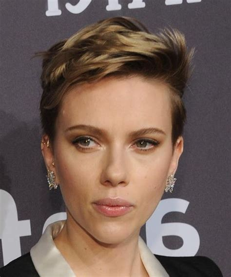 Johansson Hairstyles by 20 Best Ideas Of Johansson Hairstyles