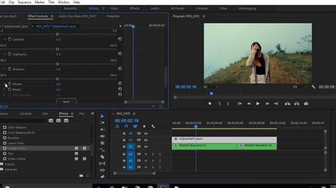 youtube tutorial adobe premiere pro cc color grading tutorial in adobe premiere pro cc youtube
