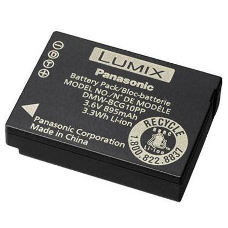 Panasonic Battery Dmw Bcf10 940mah comparison shopping panasonic products 221 240 of 26252