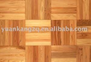 Pisos de madera/forester de madera de roble sólido suelo