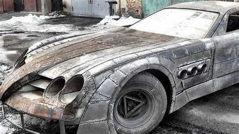 Handmade Car - car humor joke mercedes slr mclaren replica 2