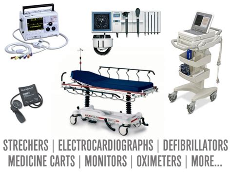 equipment used in the emergency room dimart hospital equipment 187 equipment products