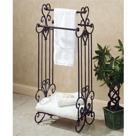 Bathroom Towel Racks Ideas by Le Porte Serviette De Salle De Bain Archzine Fr