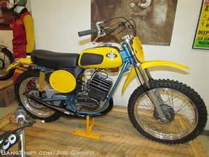 1970s motocross bikes bangshift com aaca museum vintage 1970s dirt bikes and