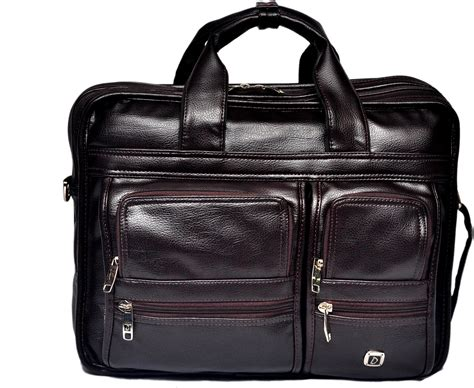 Tas Laptop Grand Polo dicky bags grand polo 17 inch laptop messenger bag brown a61 price in india flipkart