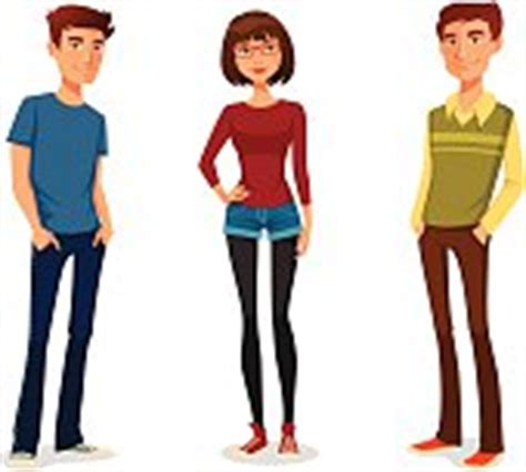 A13 Boy Shirt 1007 Brown of in casual clothes vector
