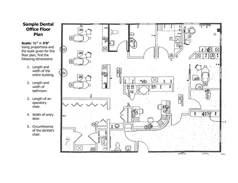 office floor plan open office floor plan exles