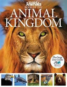 the book of the animal kingdom is on sale now