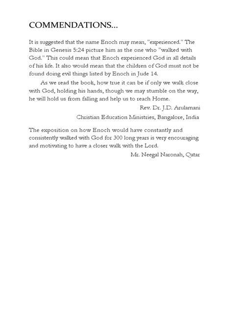 Book of Enoch | Enoch (Ancestor Of Noah) | God In Christianity