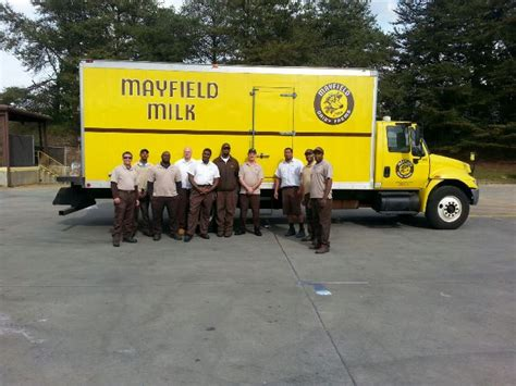 mayfield dairy workers earn  contract teamsters
