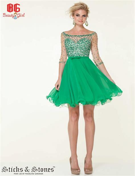 imagenes de vestidos verdes cortos vestidos de fiesta cortos verde esmeralda