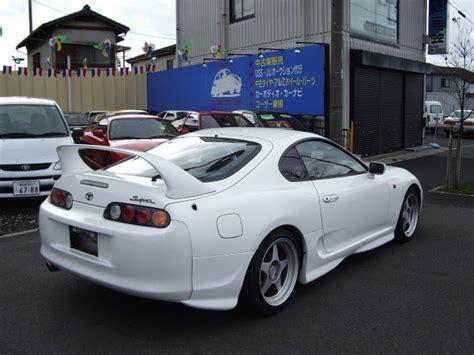 Toyota Car Sale Toyota Supra Sz Jza80 For Sale Japan Car On Track Trading