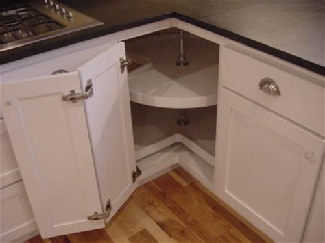 lazy susan hardware package face frame cabinet
