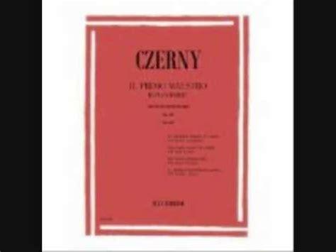 Buku Piano Czerny Op 599 carl czerny 100 studi op 599