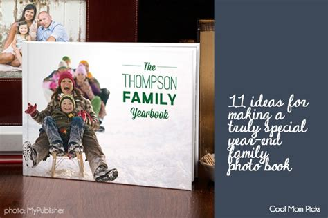 literature themes about family 11 creative ideas for year end family photo books