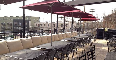Rooftop Patios Denver by The Rover Pub The Rooftop Patio At This Bar