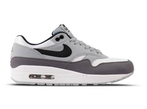 Nike Airmax One Black White nike air max 1 white black wolf grey gunsmoke ah8145 101