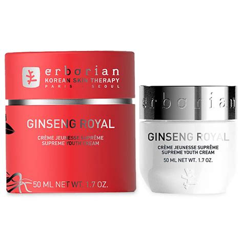 Supreme Ginseng cr 232 me soin haute concentration r 233 g 233 n 233 ration supr 234 me ginseng