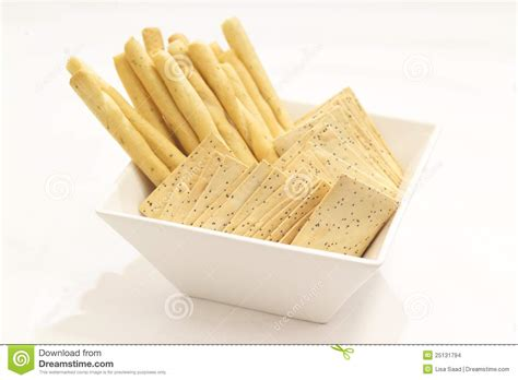 Cracker Architecture bread sticks and crackers stock images image 25131794