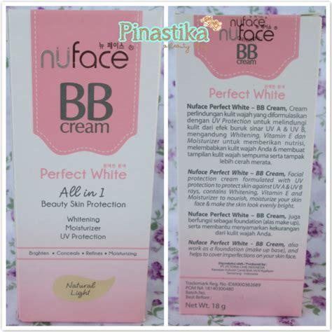 Nuface Mask Sheet pinastika review nuface bb
