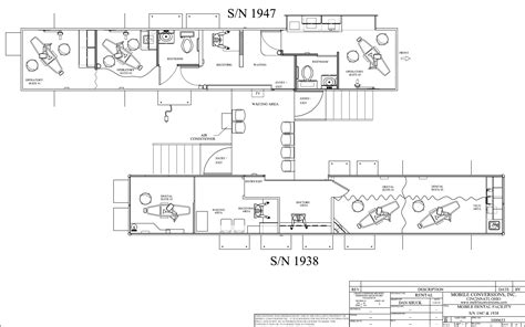 mobile clinic floor plan dental office floor plans design ergonomics