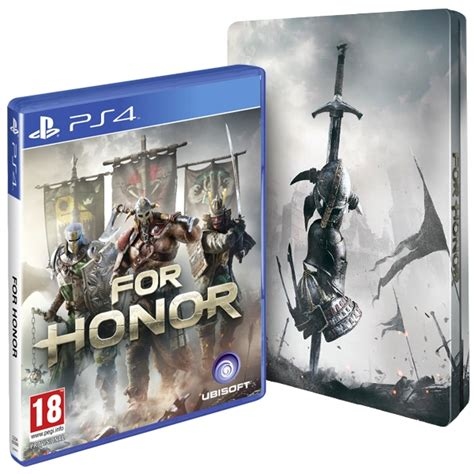 Ps4 For Honor by For Honor Ps4 With Steelbook Ozgameshop