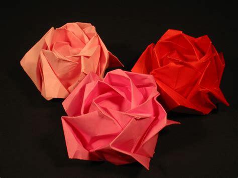 Rosa De Origami - origame de rosa imagui