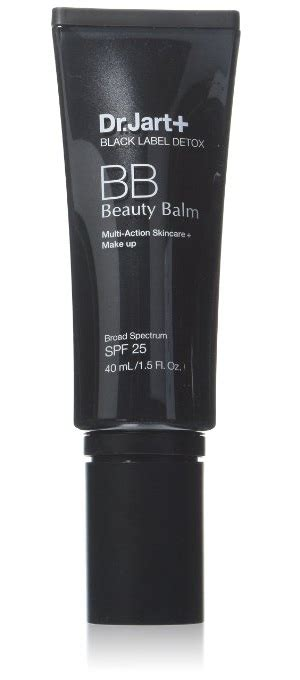 Dr Jart Black Label Detox Bb by ᐅ Best Korean Balm Creams Reviews Compare Now