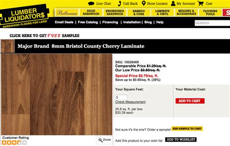 fresh laminate flooring brands to avoid comparison with