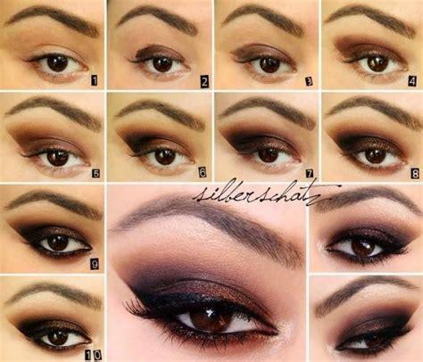 video sexy smokey eyes step by step 5 best beautiful sexy smokey eye makeup tutorial