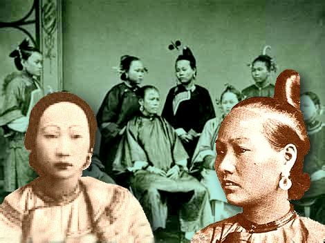 history of hair china image gallery old chinese hairstyles