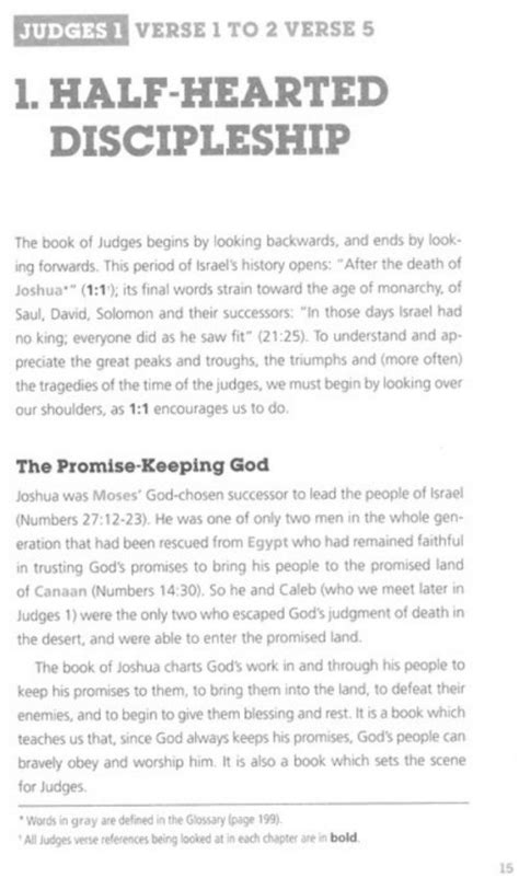 Timothy Keller Expository Guides and Studies on Judges and