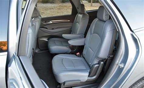 buick enclave second row bench seat the spousal report 2018 buick enclave review ny daily news
