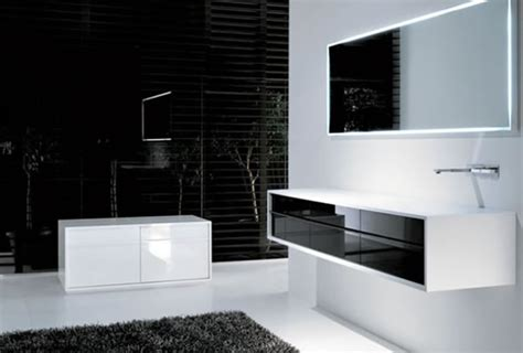 Minimalist Bathroom Design Ideas Inspirationen F 252 R Schwarz Wei 223 Es Bad Design