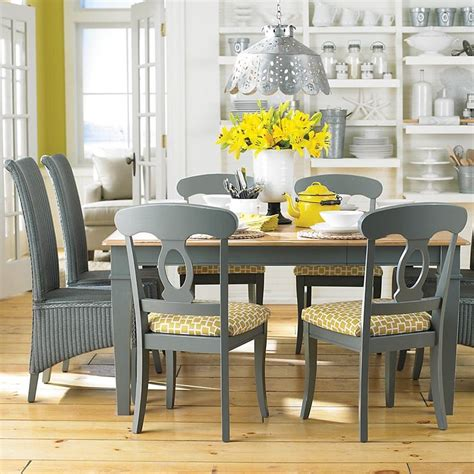 yellow dining room table 71 best images about dining furniture on pinterest