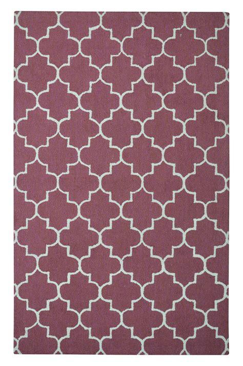 moroccan trellis rug moroccan trellis maroon rug 5 x 8
