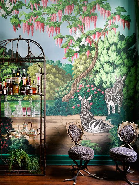 design house decor floral park ny beautiful wallpaper inspired by new york s central park zoo