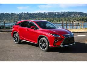 2017 lexus rx hybrid prices reviews and pictures u s