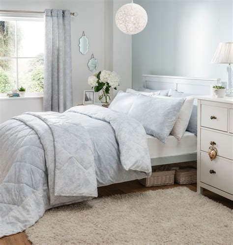 duck egg bedding and curtains duck egg blue 100 cotton duvet cover bedding set or