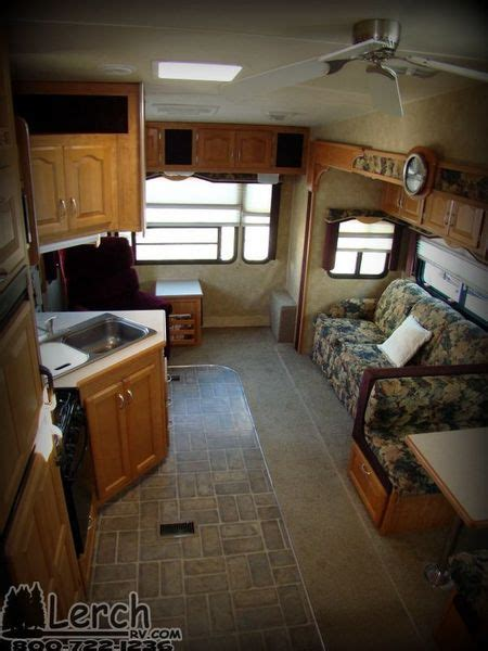 2006 forest river wildcat 29rlbs fifth wheel rv camper for