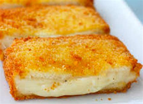 ricetta della mozzarella in carrozza mozzarella in carrozza iliopesca