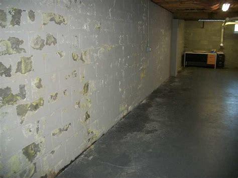 basement waterproofing basement walls    proper