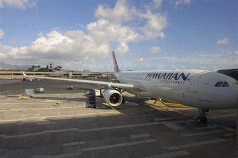 review hawaiian airlines   class  jfk  hnl