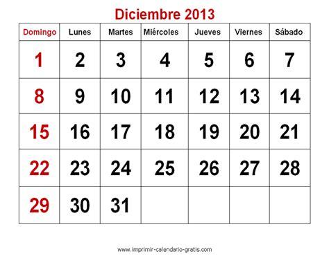 Calendario Diciembre 2013 Aqu 237 La Pura Buena Vibra 2013 12 01