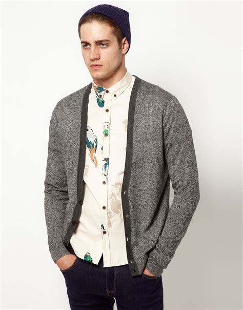 cardigans for men asos high fashion update