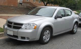 Dodge Avenger Pictures Dodge Avenger